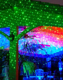 blisslights outdoor lasers
