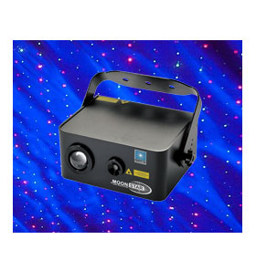 monster mk3 laser projector hologram effect